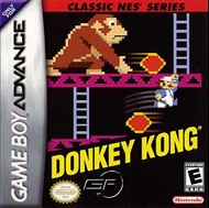 Rent Classic NES Series: Donkey Kong for GBA