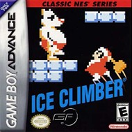 Rent Classic NES Series: Ice Climber for GBA