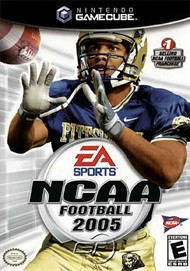 Rent NCAA Football 2005 for GC