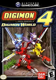Rent Digimon World 4 for GC