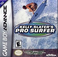 Rent Kelly Slater's Pro Surfer for GBA