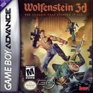 Rent Wolfenstein 3D for GBA