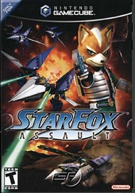 Rent Star Fox Assault for GC
