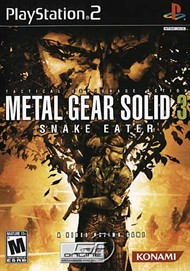 Rent Metal Gear Solid 3: Snake Eater for PS2