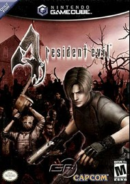 Rent Resident Evil 4 for GC