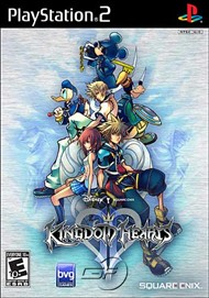 Rent Kingdom Hearts II for PS2
