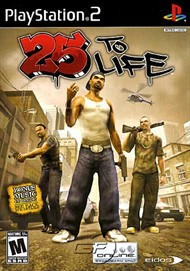 Rent 25 to Life for PS2