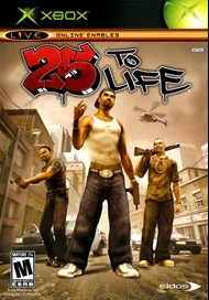 After this game finishes with you, you could well deserve to serve 25 to life! Play as either policemen or gangsters in a gritty urban setting. As a cop you can live a life of deadly danger on the city's task forces. As a gangster you can fight your way through the neighborhood hierarchy or take on the prison system when you get caught. Play online with up to 16 players or engage in an in-depth story mode. Prove you're too tough to quit in 25 to Life!