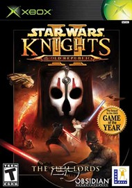 Rent Star Wars Knights of the Old Republic II: The Sith Lords for Xbox