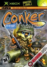 Rent Conker: Live and Reloaded for Xbox