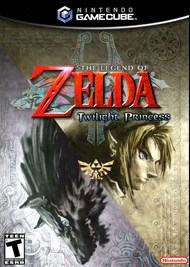 Rent The Legend of Zelda: Twilight Princess for GC