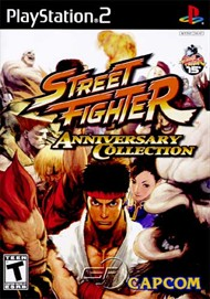 Rent Street Fighter Anniversary Collection for PS2