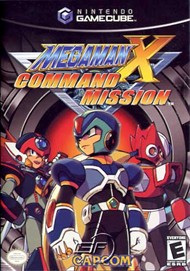 Rent Mega Man X: Command Mission for GC