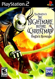 Rent Tim Burton's The Nightmare Before Christmas: Oogie's Revenge for PS2