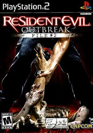 Rent Resident Evil Outbreak: File #2 for PS2