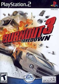 Rent Burnout 3: Takedown for PS2