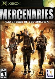 Rent Mercenaries: Playground of Destruction for Xbox
