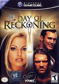 Rent WWE Day of Reckoning for GC