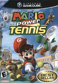Rent Mario Power Tennis for GC