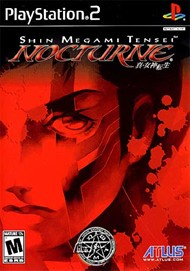 Rent Shin Megami Tensei: Nocturne for PS2