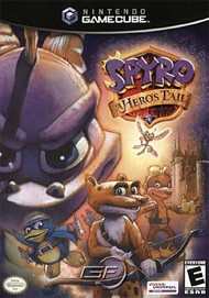 Rent Spyro: A Hero's Tail for GC