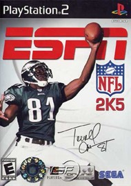 Rent ESPN NFL 2K5 for PS2