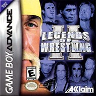 Rent Legends of Wrestling 2 for GBA