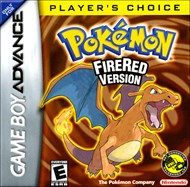 Rent Pokemon Fire Red for GBA