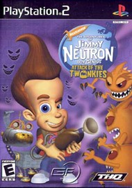 Rent Jimmy Neutron: Attack of the Twonkies for PS2