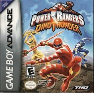 Rent Power Rangers Dino Thunder for GBA