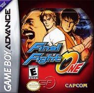Rent Final Fight One for GBA