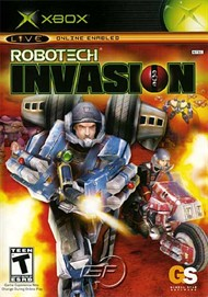 Rent Robotech: Invasion for Xbox
