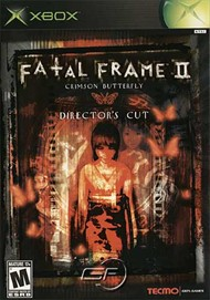 Rent Fatal Frame 2: Crimson Butterfly - Director's Cut for Xbox