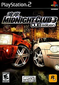 Rent Midnight Club 3: DUB Edition for PS2