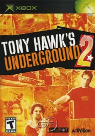 Rent Tony Hawk's Underground 2 for Xbox