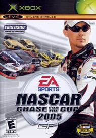 Rent NASCAR 2005: Chase for the Cup for Xbox