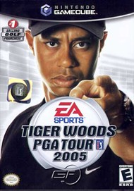Rent Tiger Woods PGA Tour 2005 for GC