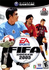Rent FIFA Soccer 2005 for GC