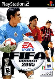 Rent FIFA Soccer 2005 for PS2