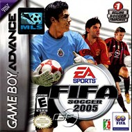Rent FIFA Soccer 2005 for GBA