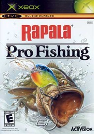 Rent Rapala's Pro Fishing for Xbox