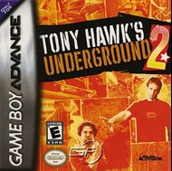 Rent Tony Hawk's Underground 2 for GBA