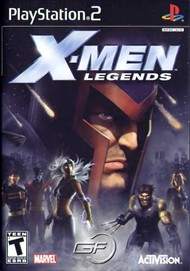 Rent X-Men Legends for PS2