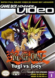 Rent Yu-Gi-Oh! Volume 1 (GBA Video) for GBA