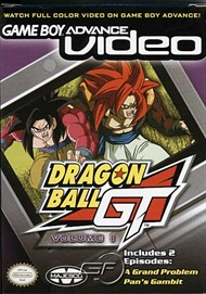 Rent Dragon Ball GT #1 (GBA Video) for GBA