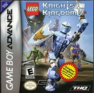 Rent LEGO Knight's Kingdom for GBA