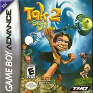 Rent Tak 2: The Staff of Dreams for GBA