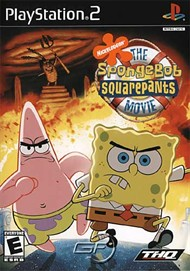 Rent SpongeBob SquarePants: The Movie for PS2