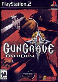 Rent Gungrave Overdose for PS2