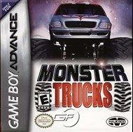 Rent Monster Trucks for GBA